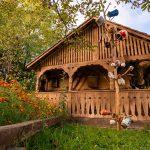 cazare Veronica's din satul Breb